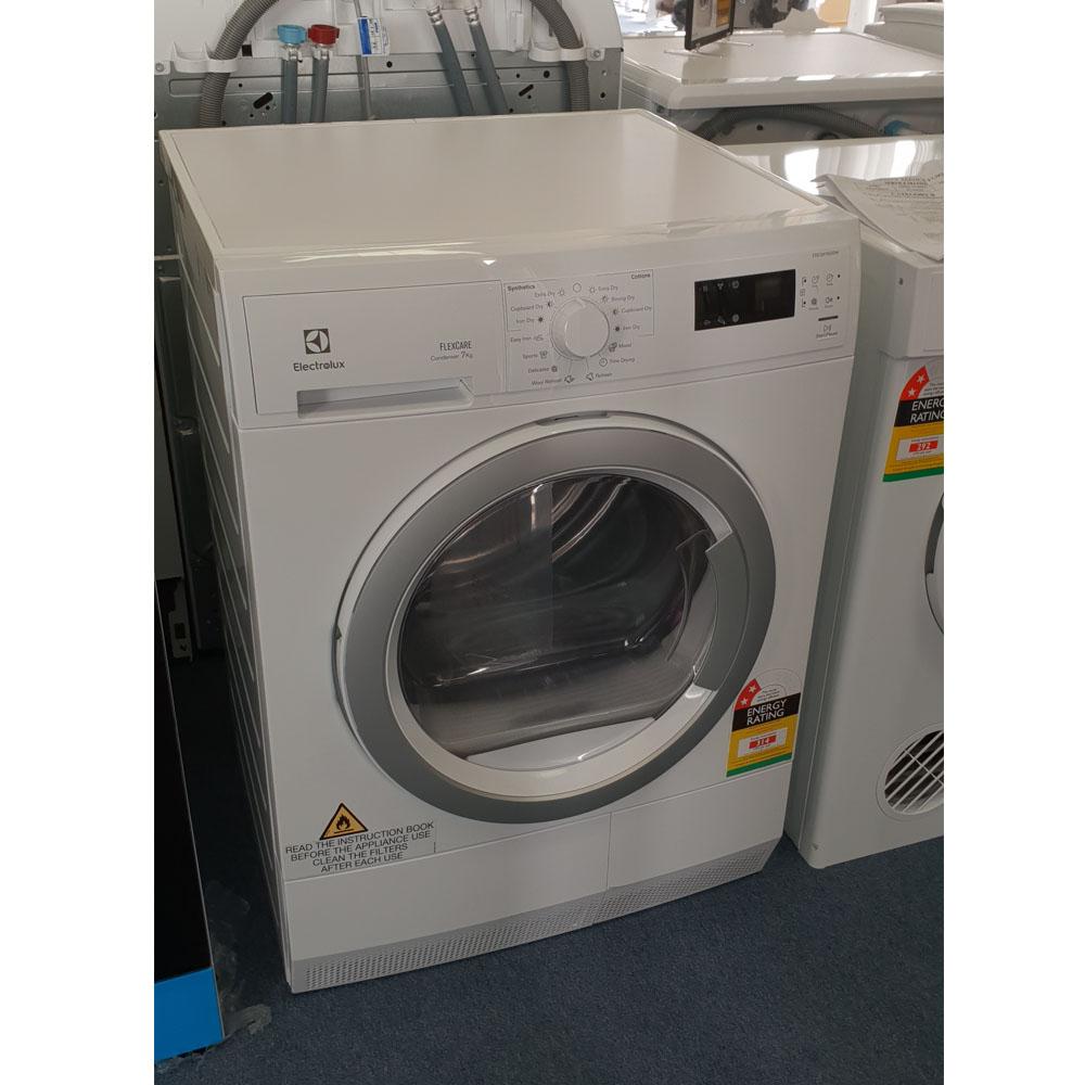 Electrolux EDC2075GDW Condenser Dryer. Doug Smith Spares Granville