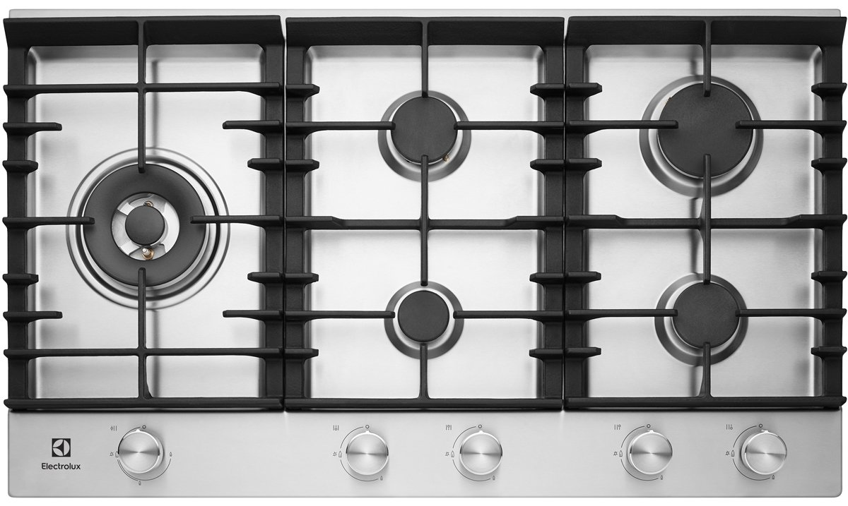Electrolux EHG955SA Gas Cooktop. Doug Smith Spares