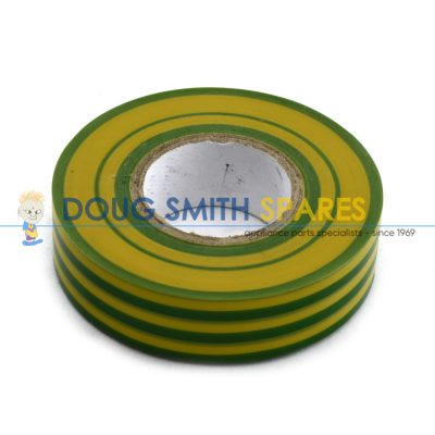 T021G Universal Electrical Green Electrical Tape (20m)