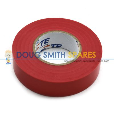 T021R Universal Electrical Red Electrical Tape (20m Roll)