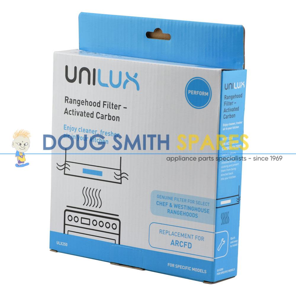 Ulx250 Electrolux Rangehood Circular Carbon Filter Doug