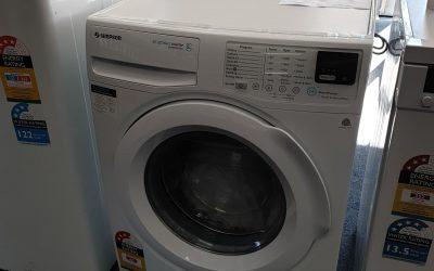 Simpson SWF8025DQWA Front Loading Washing Machine – $529 Granville