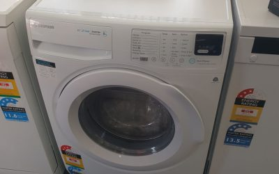 Simpson SWF8025DQWA Front Loading Washing Machine – $529 Granville