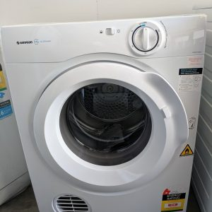 Simpson SDV457HQWA Clothes Dryer. Doug Smith Spares Gold Coast May19