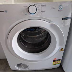 Simpson SDV556HQWA Clothes Dryer. Doug Smith Spares Gold Coast Oct19
