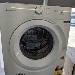 Simpson SDV656HQWA Clothes Dryer. Doug Smith Spares Gold Coast