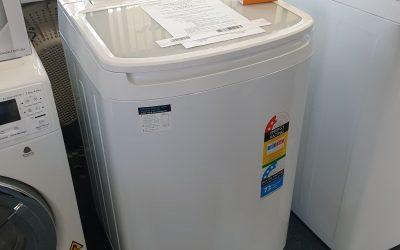 Simpson SWT6055TMWA Top Loading Washing Machine – $399 Granville