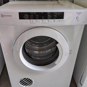 Electrolux EDV5552 Clothes Dryer. Doug Smith Spares Gold Coast Oct19