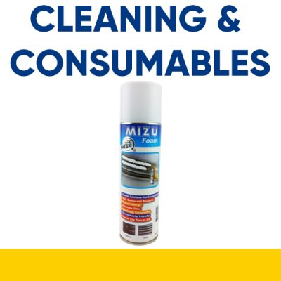 Cleaning & Consumables