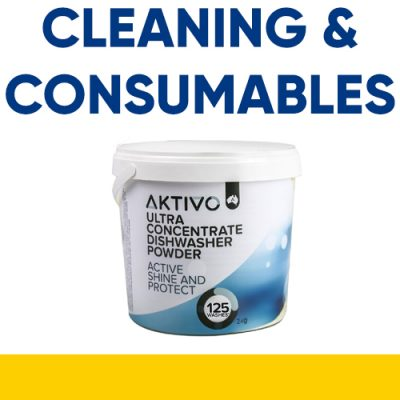 Appliance Care, Cleaning and Consumables