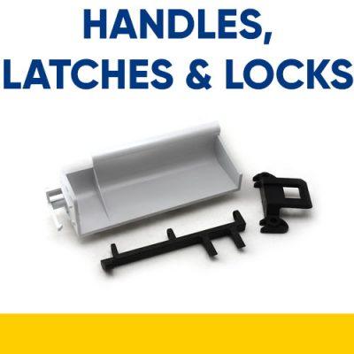 Handles, Latches & Locks