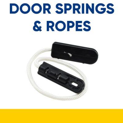 Door Springs & Rope Guides