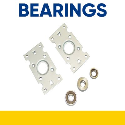 Bearings & Drum Supports