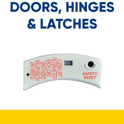 Doors, Hinges & Latches