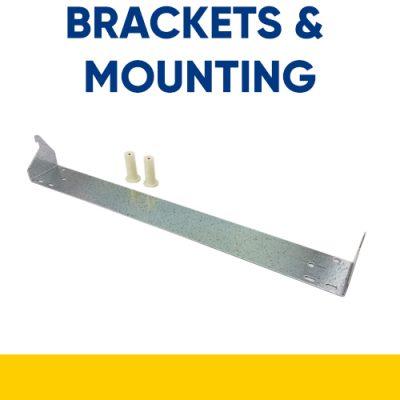 Brackets & Mountings