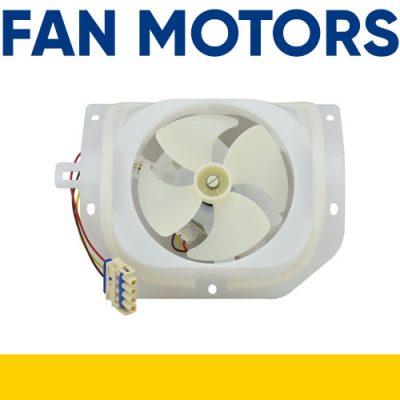 Fan Motors & Blades