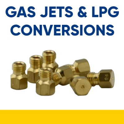 Gas Jets & Conversion Kits