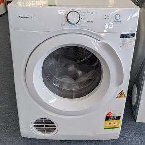 Simpson SDV656HQWA Clothes Dryer. Doug Smith Spares Granville Nov19