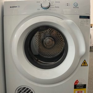 Simpson SDV656HQWA Clothes Dryer. Doug Smith Spares Pymble Nov19