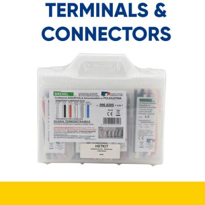 Terminals, Connectors & Wiring