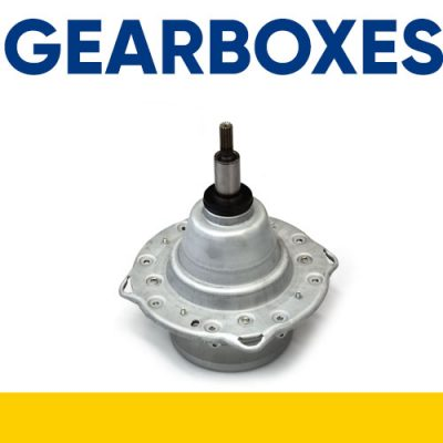 Gearboxes & Drive