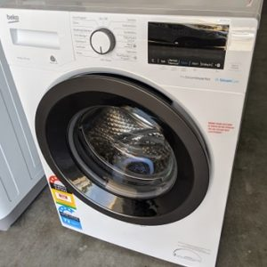 Beko BFL8510W Front Loading Washing Machine. Doug SMith Spares Gold Coast Mar20
