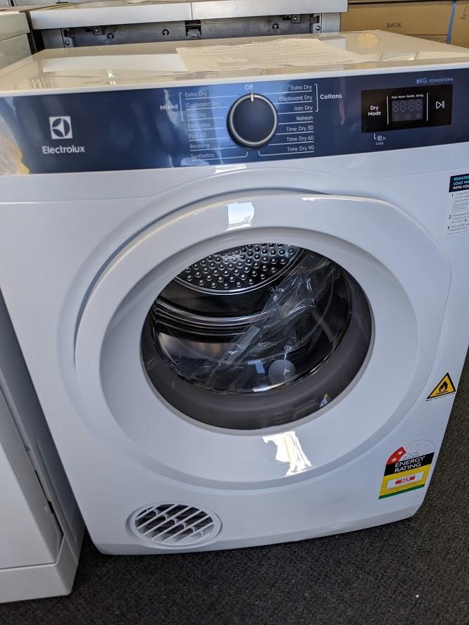 Electrolux EDV605HQWA Clothes Dryer. Doug Smith Spares Gold Coast Mar20-2